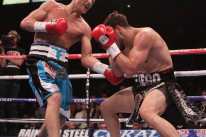 Flanagan smashes Magdaleno; Smith KOs Thompson; Singh beats Whiting