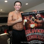 David Lemieux - Ahead of his hotly anticipated Oct 17 middleweight unification with IBF champion David Lemieux, murderous punching WBA (sup) champion Gennady Golovkin, has stated it doesn't matter what style is presented to him, he can beat them all.