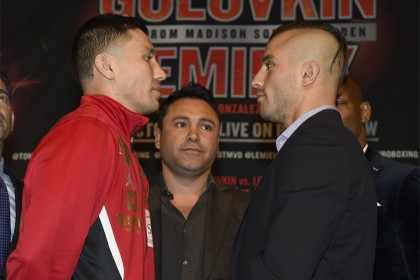 Golovkin vs Lemieux: final press conference quotes, interviews