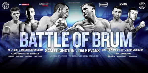 Sam Eggington Boxing News British Boxing