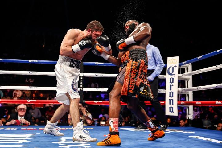 Adrien Broner Khabib Allakhverdiev Boxing News Boxing Results