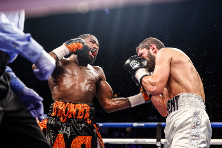 Adrien Broner Khabib Allakhverdiev Boxing News