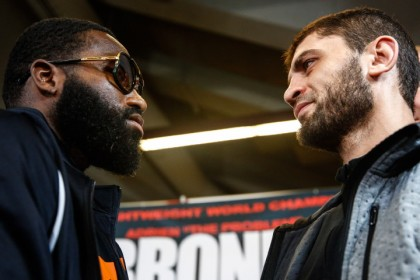 Adrien Broner – Khabib Allakhverdiev final press conference quotes