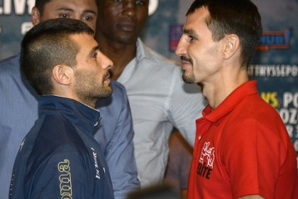 Matthysse-Postol final press conference quotes, videos, photos
