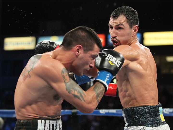 Antonio Orozco Humberto Soto Lucas Matthysse Victor Postol Boxing News
