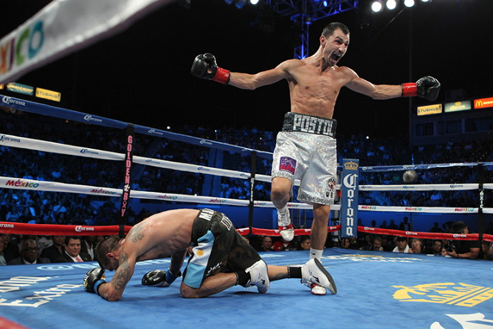 Lucas Matthysse Viktor Postol Boxing News Boxing Results Top Stories Boxing