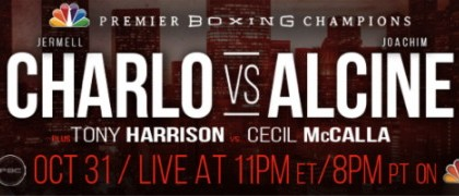 Bad weather for Charlo-Alcine fight