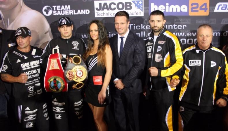 Vincent Feigenbutz Boxing News