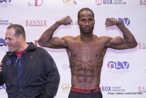 Antoine Douglas - Boxing News