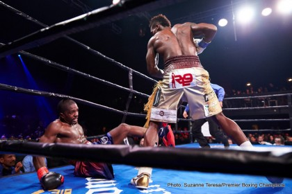 Charlo, Lubin and Spence Score Impressive Wins On NBC