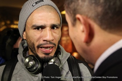 Cotto: 'I Don't Need Their Belt'