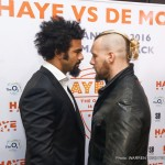 David Haye, Mark de Mori - The undercard has today been announced for David Haye's long-awaited comeback fight against Australia's top 10 WBA ranked Mark De Mori on Saturday January 16, 2016 at The O2 in London.