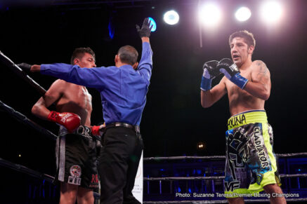 Erickson Lubin, Errol Spence Jr., Jermell Charlo - Boxing News