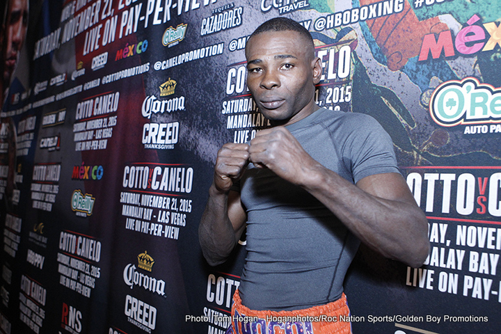 Guillermo Rigondeaux Jazza Dickens Boxing News British Boxing