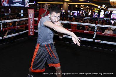 Francisco Vargas Guillermo Rigondeaux Jayson Velez Randy Caballero Boxing News