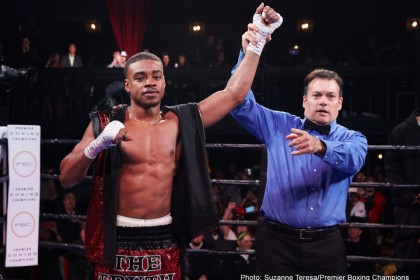 """Old School"" Errol Spence Jr. says he doesn't care where he fights Kell Brook, welcomes prospect of performing before 30,000 fans at Sheffield's Bramall Lane"