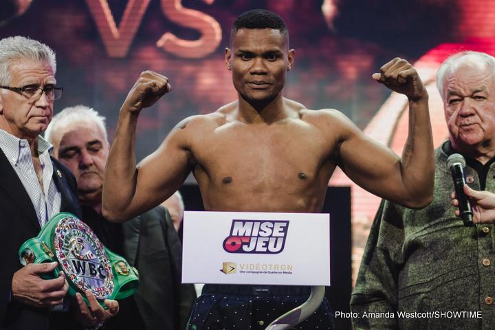 """Eleider """"Storm"""" Alvarez Boxing News"""