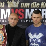 Arthur Abraham, Martin Murray - Britain's Martin Murray has admitted that his career is now at a crossroads after last night's split decision loss to Arthur Abraham in Germany, that saw the champion retain his WBO 168 lb strap.