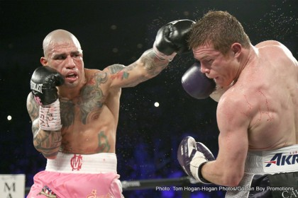 Cotto won't take a fight in June as planned, will return later in the year – rematch with Canelo possible