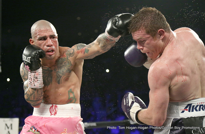 Miguel Cotto Boxing News