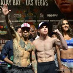 Cotto vs. Alvarez - Current Tim Bradley trainer, Teddy Atlas is picking Miguel Cotto to win tonight's WBC middleweight battle with Saul 'Canelo' Alvarez in Las Vegas, claiming the Puerto Rican will box around a 'drained' looking 'Canelo' and take advantage of his 'cement feet.'