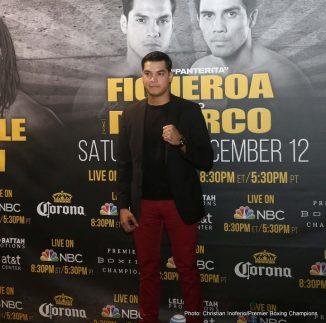 Chris Arreola Mario Barrios Omar Figueroa Victor Ortiz Boxing News Boxing Results