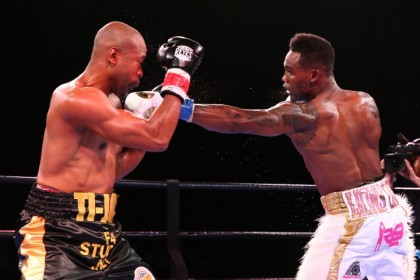 Jermell Charlo faces John Jackson this Saturday