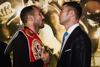 DeGale: Once Bute feels my power that will be it