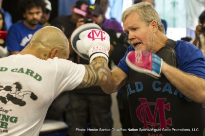 Cotto vs  Canelo: Miguel Cotto Interview Conference Call Transcript