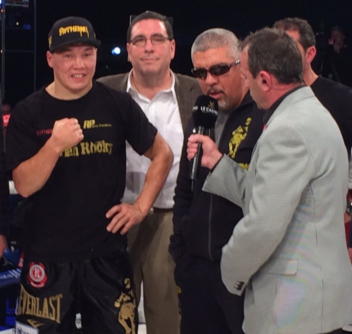 Ruslan Provodnikov Boxing News Boxing Results
