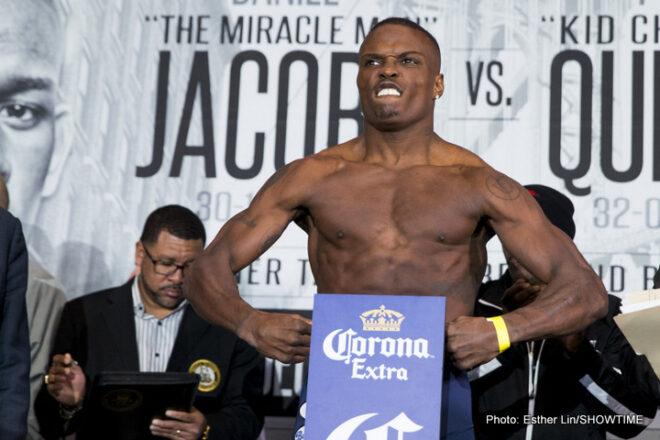 Daniel Jacobs, Peter Quillin - Boxing News