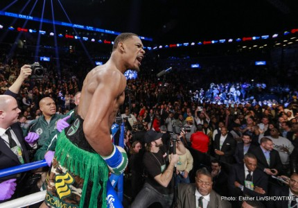 Daniel Jacobs Crushes Peter Quillin: A Significant Fight in The Middlweight Division