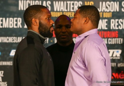 Jennings vs. Ortiz Final Press Conference Quotes and Photos