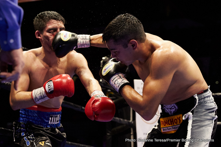 Omar Figueroa Boxing News Boxing Results