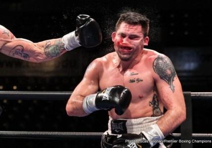Yenifel Vicente destroys Juan Dominguez