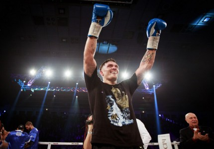 Oleksandr Usyk changing trainers