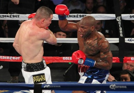 Gonzalez and Clottey come up short in close defeats