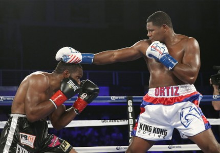 Luis Ortiz powers past Bryant Jennings