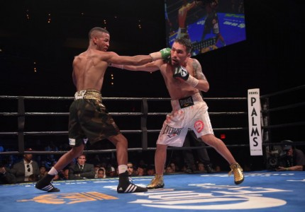 Rances Barthelemy defeats Denis Shafikov