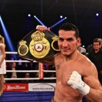 Jack Culcay - Jack Culcay retained his interim WBA World Light Middleweight title with a unanimous points decision against the previously unbeaten Dennis Hogan last night at the Inselparkhalle in Hamburg, Germany.