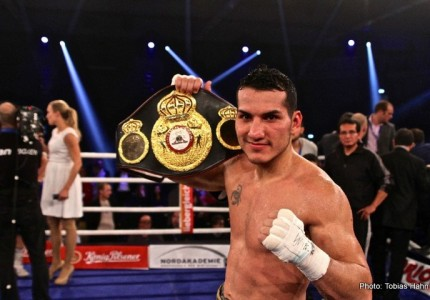 Culcay calls out Lara following interim WBA World title defence