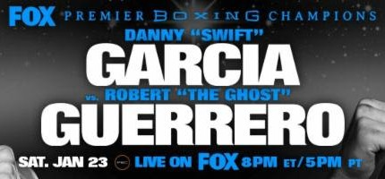 Danny Garcia vs. Robert Guerrero teleconference call quotes