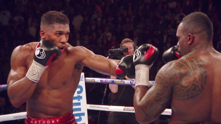 Anthony Joshua Boxing News British Boxing