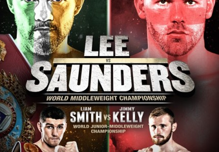 Andy Lee: One Punch Can End Saunders Dreams