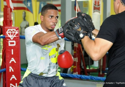 Verdejo and Donaire Fight Week Quotes