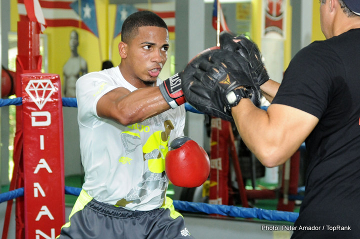 Antonio Lozada Jr Felix Verdejo Boxing News Boxing Results