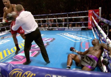 Dillian Whyte – Hughie Fury ordered by BBB of C, to decide vacant British heavyweight title