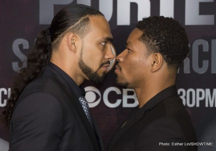 "Shawn Porter-Keith Thurman: a fight between ""the two best welterweights in the world"""