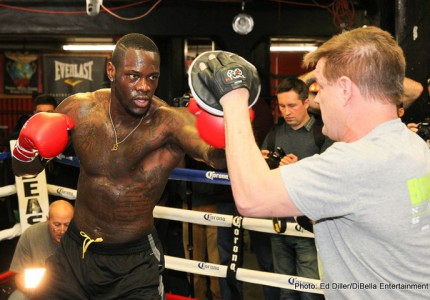 Deontay Wilder ready to turn Szpilka into KO victim No.35