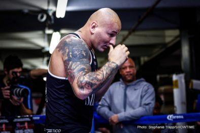 Artur Szpilka Deontay Wilder Boxing News